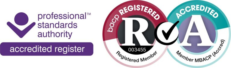 BACP Registered - 003455